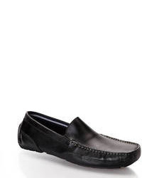 Black Circuit Senna Driving Loafers