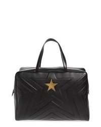 Stella McCartney Alter Nappa Faux Leather Overnight Duffel