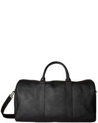 Jack Spade Barrow Leather Duffel
