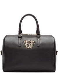 Versace Black Medusa Duffle Bag