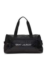 Saint Laurent Black Nuxx Duffle Bag