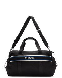 Versace Black Palladium Duffle Bag