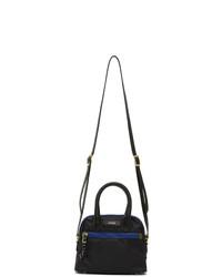 Sacai Black Small Nylon Classic Fold Duffle Bag