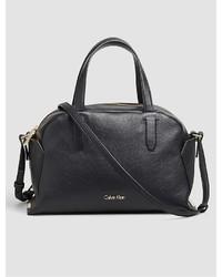 Calvin Klein Keyla Leather Duffle