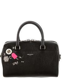 Saint Laurent Classic Baby Duffle Pin Bag