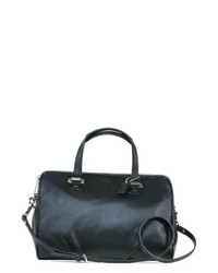 Coach Taylor Black Leather Satchel