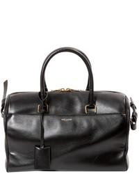 Saint Laurent Duffle Leather Handbag