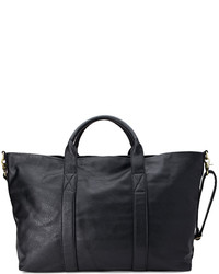 Forever 21 Faux Leather Weekender