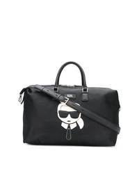 Karl Lagerfeld Ikonik Weekender Bag