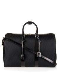 Saint Laurent Jacquard Weekend Bag