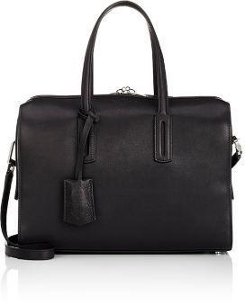 ... Barneys New York › Byredo › Black Leather Duffle Bags Byredo Jotty  Duffel ... a861276807c0e