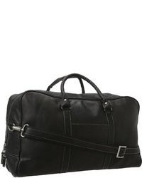Latico Leathers Heritage Cabin Duffel 100% Genuine Authentic Luxury Leather Designer Fashion Top Quality Leather