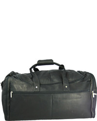 David King Leather 305 Extra Large Multi Pocket Duffel