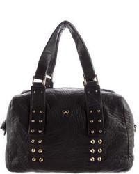 Anya Hindmarch Leather Duffle Bag