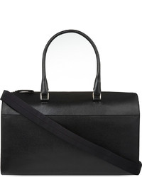 Royce Saffiano Leather 48 Hour Holdall