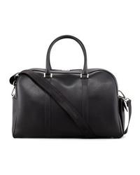 Salvatore Ferragamo Los Angeles Duffle Bag Black