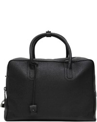 Soft Leather Duffle Bag