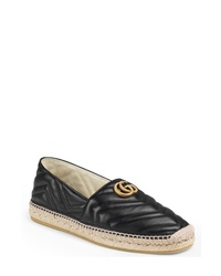 Gucci Alejandro Quilted Espadrille