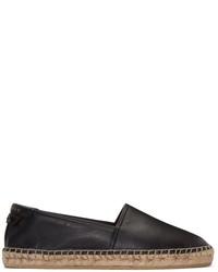 Givenchy Black Knot Espadrilles