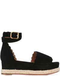 Lauren espadrille wedges medium 3688491