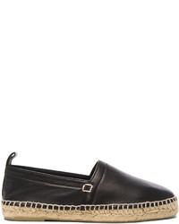 Loewe Nappa Leather Espadrilles