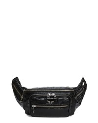 Zadig & Voltaire Banane Crush Leather Belt Bag
