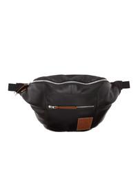 Loewe Black Nappa Extra Large Messenger Bag