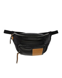 Loewe Black Puffy Bum Bag