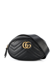 Gucci Gg Marmont Matelass Belt Bag