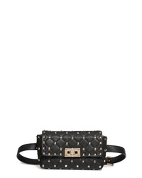 Valentino Garavani Leather Belt Bag