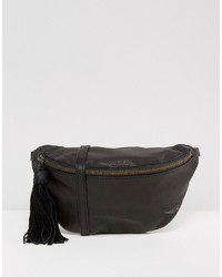 Asos Leather Classic Fanny Pack