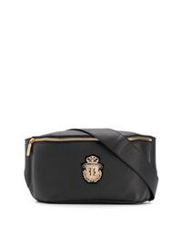 Billionaire Logo Patch Belt Bag