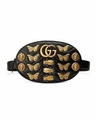 Gucci Matelass Insects Lion Belt Bag