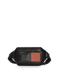 Burberry Medium Monogram Motif Leather Bum Bag