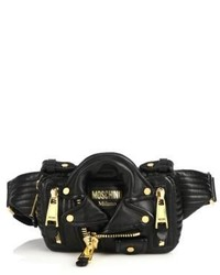 Moschino Moto Jacket Belt Bag