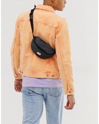 Spiral Nightrunner Bum Bag In Black