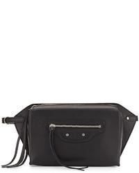 Balenciaga Paper Zip Around Belt Bag