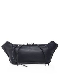 Rag & Bone Pebbled Leather Fanny Pack
