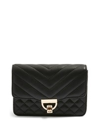 Topshop Prince Quilted Belt Bag