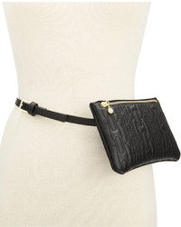INC International Concepts Quilt Chain Fanny Pack