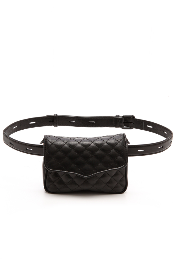 Rebecca Minkoff Rebecca Minkoff Quilted Affair Fanny Bag Where To