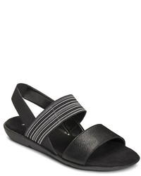 A2 By Rosoles A2 By Rosoles Savant Double Strap Flat Sandals