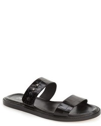 Interstate flat slide sandal medium 468742