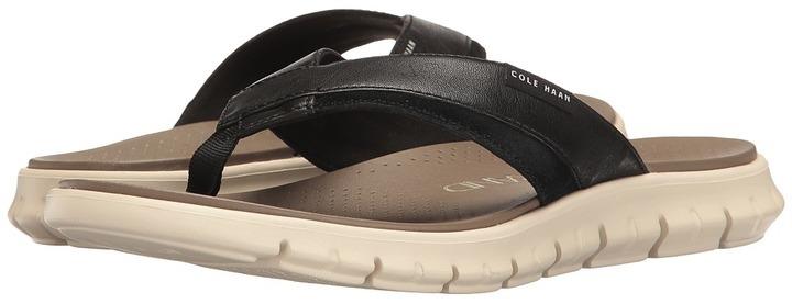 912a15d1ea11 ... Cole Haan Zerogrand Fold Thong Sandals ...