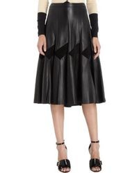 Derek Lam 3d Pleated Skirt