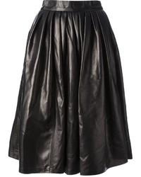 DSquared 2 Pleated A Line Skirt