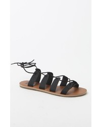 Billabong Beach Brigade Lace Up Gladiator Sandals