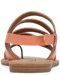 12dd4daa939 ... Lucky Brand Fairfaxx Toe Thong Flat Sandals ...