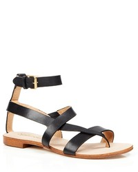 Splendid Flat Strappy Sandals Crete