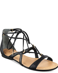 GUESS Gingy Gladiator Flat Sandals